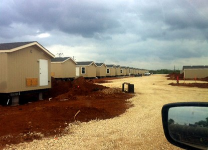 Oil Field Manufactured Homes