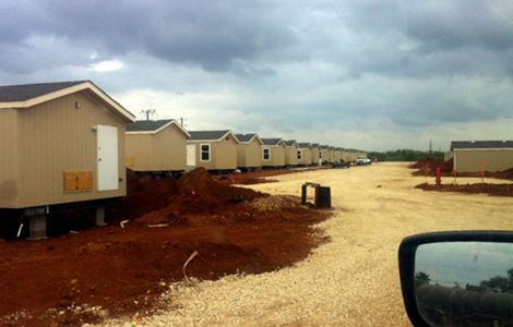 Mi Casa Oil Field Homes - Oil Field, Oilfield, Eagle Ford Shale