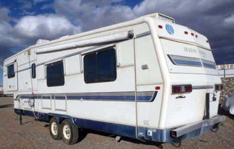 RVs Trade-in for Cash